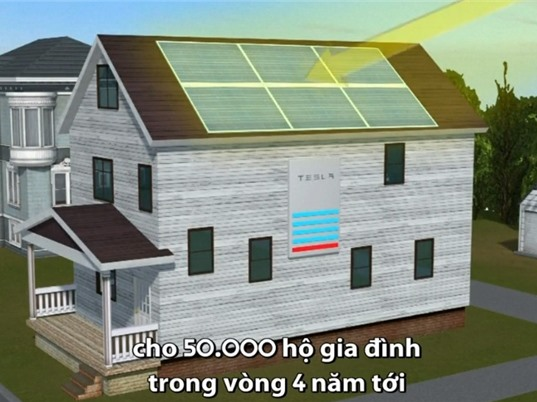 Nhà máy điện ảo lớn nhất thế giới công suất 250 megawatt