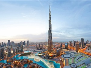 Dubai sẽ khởi động 20 ứng dụng blockchain trong năm 2018
