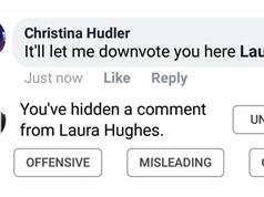 Xuất hiện nút tương tự dislike trên Facebook
