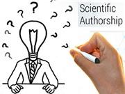 Đứng tên tác giả bài báo khoa học: Những ai được ghi danh?