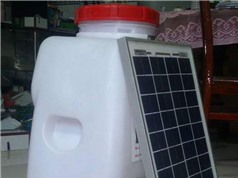 Bình xịt điện năng lượng bảo vệ môi trường