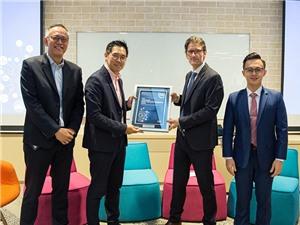 Chỉ số sẵn sàng cho công nghiệp thông minh của Singapore
