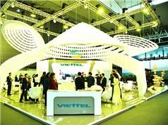 """Viettel đưa các giải pháp công nghệ 4.0... """"xuất ngoại"""""""