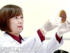 Nữ tiến sĩ đam mê với những sáng chế từ nano bạc