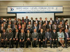 Những cuộc gặp song phương của VN tại Diễn đàn cấp cao về sở hữu trí tuệ