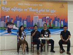 """TPHCM: Phát động cuộc thi """"Khởi nghiệp vì thành  phố tôi yêu"""""""