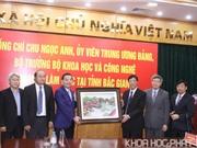 KH&CN góp phần quan trọng vào thành tựu của Bắc Giang