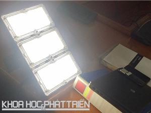 Đèn LED đặc chủng hỗ trợ ngư dân Việt Nam