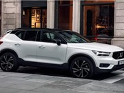 Xe SUV chiếm 34% doanh số ô tô toàn cầu