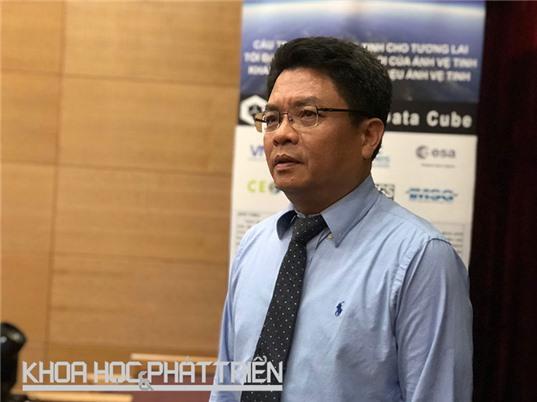 Ra mắt hệ thống chia sẻ dữ liệu vệ tinh mở Vietnam DataCube