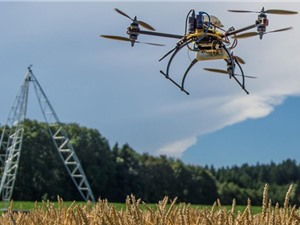 Tương lai nông nghiệp 4.0 của Thụy Sĩ