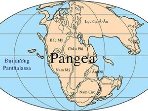Những bí ẩn về siêu lục địa cổ đại của Trái đất