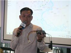 """TPHCM: Lắp hệ thống tự động cảnh báo ngập """"made in Vietnam"""" tại 10 điểm"""