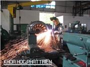 Công nghệ phun phủ hồ quang điện: Tấm áo bảo vệ cho máy công nghiệp