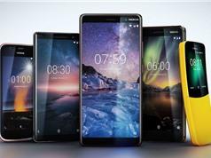 Hoài niệm qua năm dòng điện thoại mới của Nokia