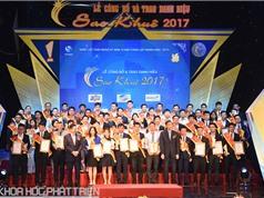 Danh hiệu Sao Khuê 2018: 13 đề cử thuộc nhóm công nghệ 4.0