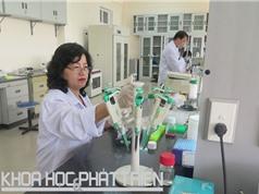 PGS-TS Đinh Thị Bích Lân: Không có điểm dừng trong nghiên cứu