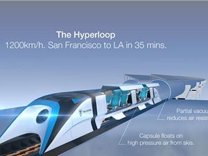 Giấc mộng hyperloop của Elon Musk sớm thành