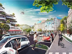 Để smart city không là... robot city