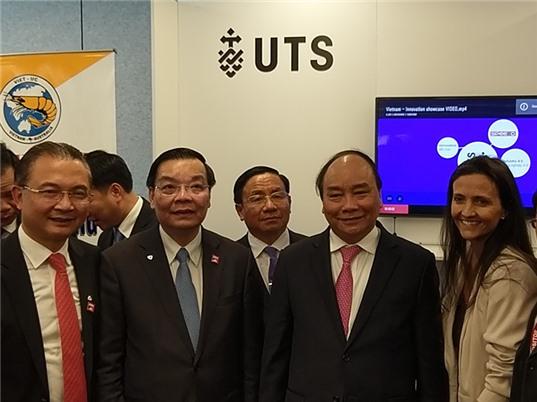 Việt Nam - Australia hiện thực hóa hợp tác về khoa học, công nghệ và đổi mới sáng tạo