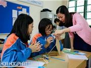 Tỉnh Bắc Ninh lần đầu tổ chức Ngày hội STEM