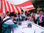 Thỏa sức khám phá tại Ngày hội STEM Bắc Ninh