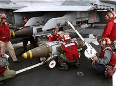 Mô hình quản trị trên tàu sân bay USS Carl Vinson