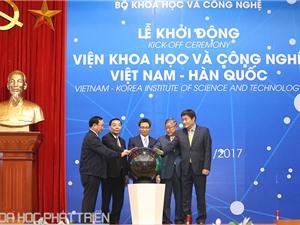 Sắp diễn ra Kỳ họp thứ 8 Ủy ban Hợp tác KH&CN Việt Nam - Hàn Quốc