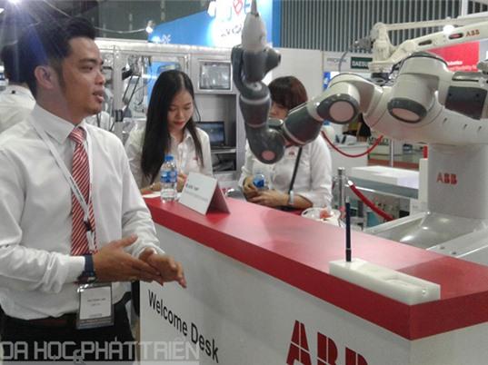 Dạo một vòng triển lãm công nghệ chế biến và đóng gói thực phẩm ProPak Việt Nam
