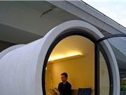 Nhà bằng ống thoát nước - giải pháp cho khủng hoảng nhà ở Hong Kong