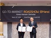 Startup Hàn Quốc đến Việt Nam tìm kiếm thị trường