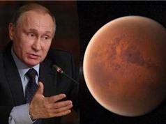 Ông Putin và tham vọng sao Hỏa
