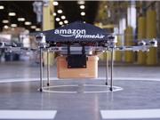 Amazon xin cấp bằng sáng chế cho drone giao hàng theo hiệu lệnh của người mua