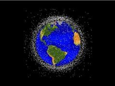 Rác trong quỹ đạo Trái Đất nhiều đến thế nào?