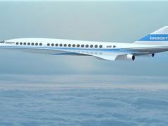Sắp thử nghiệm máy bay thương mại vận tốc siêu thanh