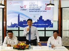 Công bố Giải thưởng Đổi mới sáng tạo và khởi nghiệp TP Hồ Chí Minh
