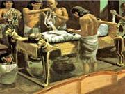 Phương pháp ướp xác của người Ai Cập cổ đại