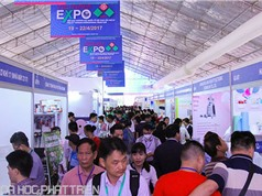 VIETNAM EXPO 2018: Giới thiệu sản phẩm mới và cơ hội đầu tư