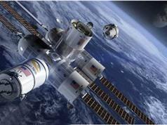 Kế hoạch xây dựng khách sạn đầu tiên trong không gian