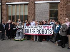 """Lab nghiên cứu """"robot sát thủ"""" của Hàn Quốc bị tẩy chay"""
