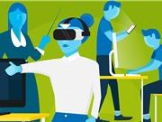 [Infographic] Đổi mới công nghệ trong giáo dục tại Mỹ