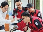 Lần đầu giới thiệu kỹ thuật vi điện tử và công nghệ nano đến học sinh THPT