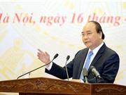 Thủ tướng Nguyễn Xuân Phúc: Phải giảm chi phí logistics xuống hơn nữa