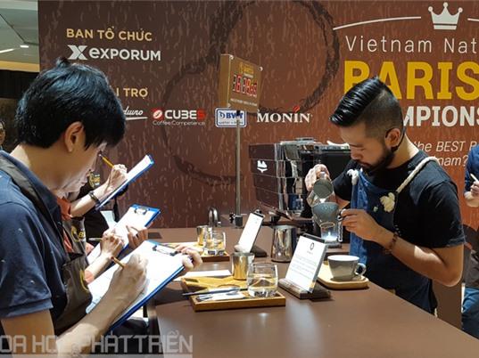 Cafe Show 2018: Lễ hội sáng tạo trong ngành cà phê