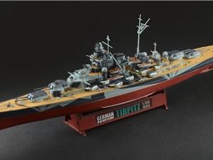 Chiến hạm Đức Quốc xã và hệ lụy đối với môi trường