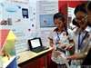 Học sinh lớp 9 chế tạo bộ điều khiển thông minh hỗ trợ người khuyết tật
