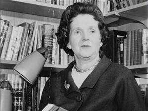 Rachel Carson - người chống lại sự tận diệt tự nhiên