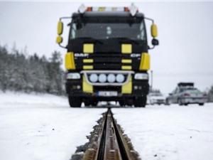 Thụy Điển khánh thành đường sạc điện đầu tiên trên thế giới