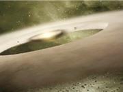 Một hành tinh trong hệ Mặt Trời từng bị phá hủy