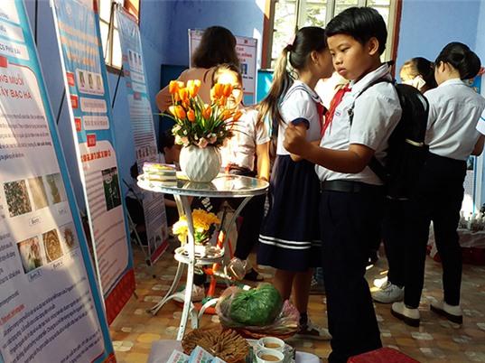 Học sinh Thừa Thiên - Huế tranh tài sáng tạo